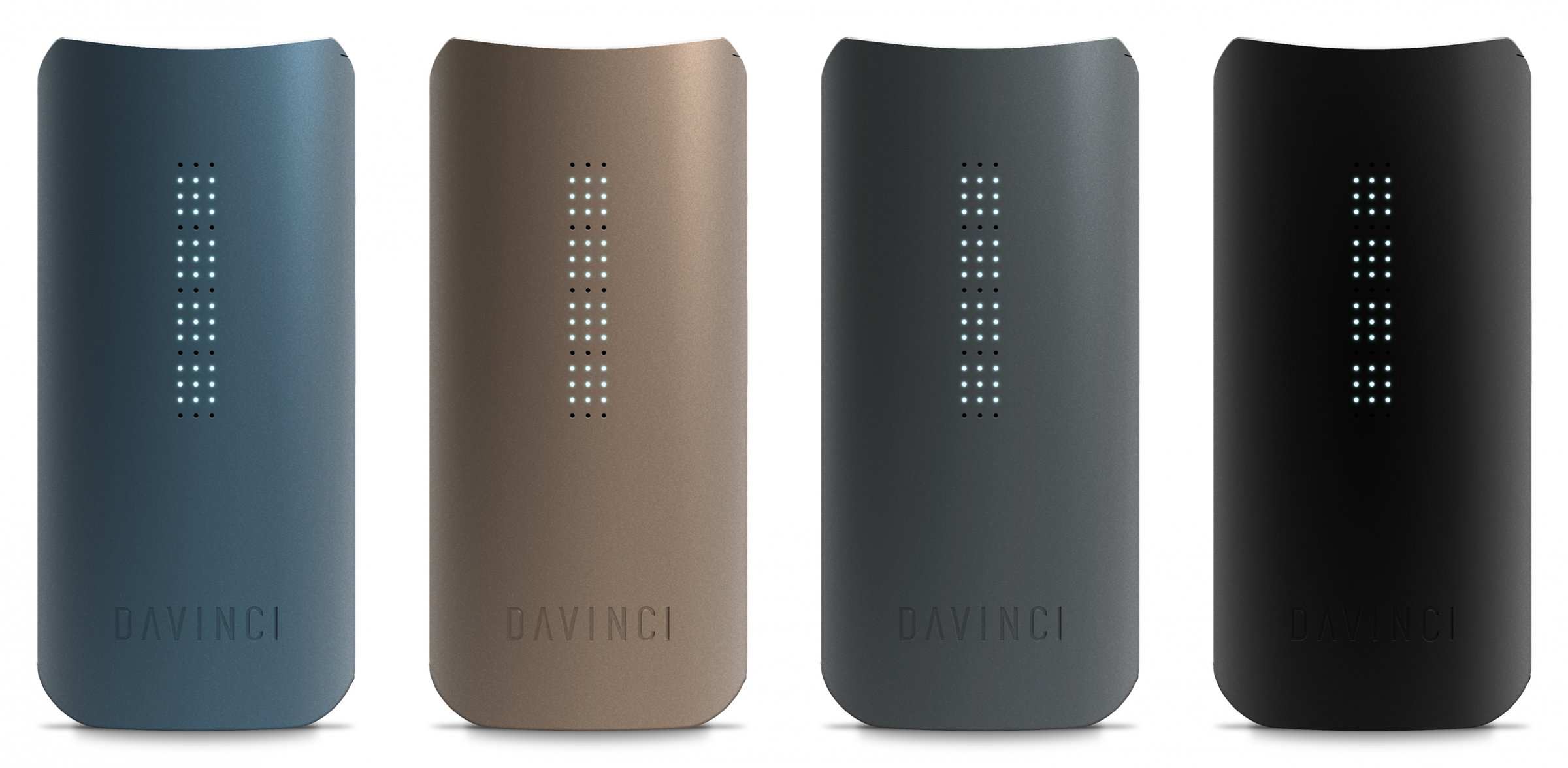 DaVinci IQ Vaporizers (Various Colors Shown)