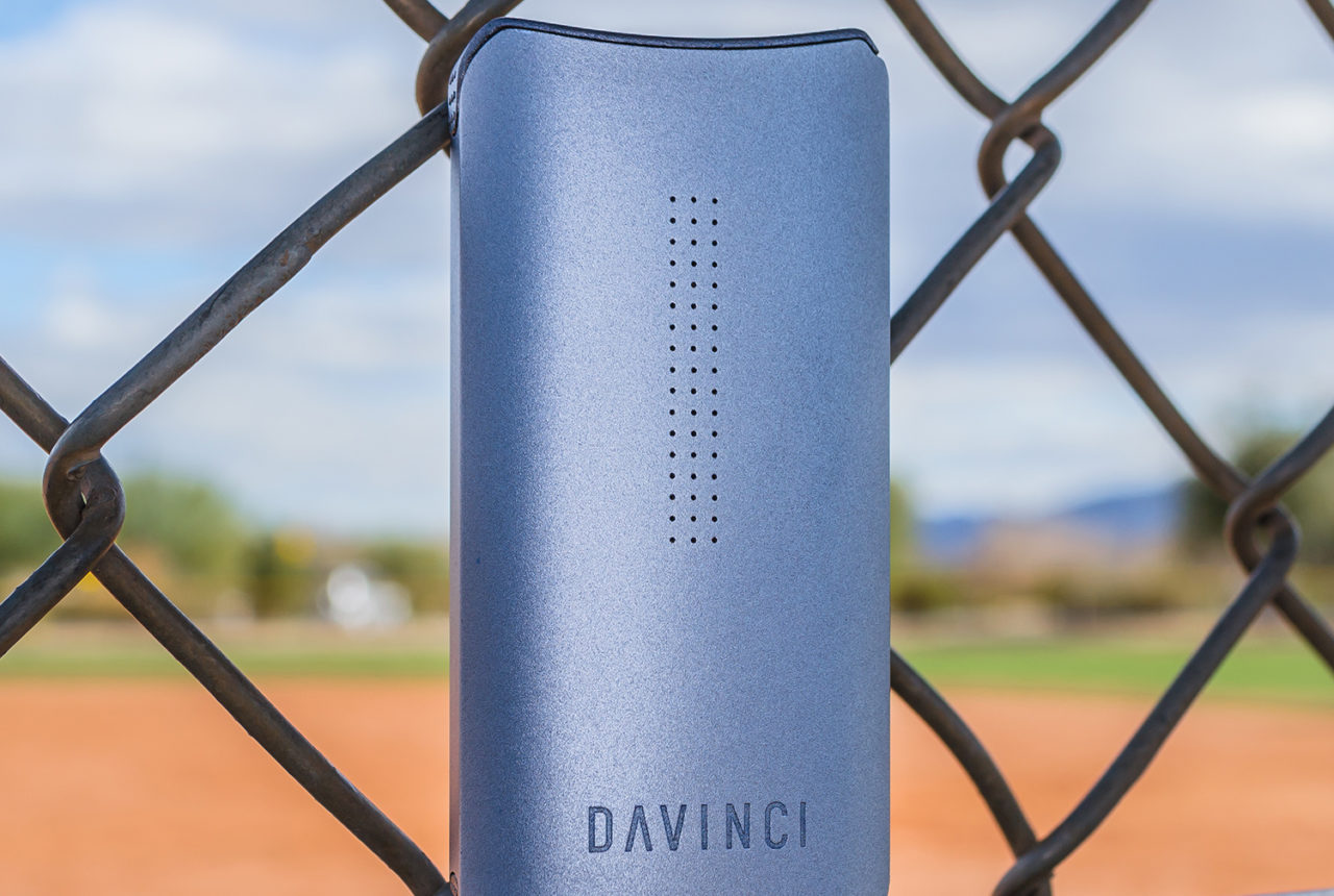 The DaVinci IQ Vape