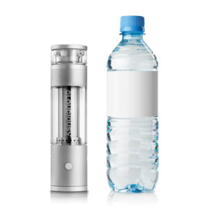 Hydrology 9 Vaporizer VS Water Bottle